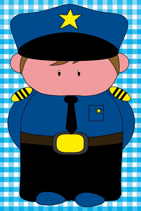 Politieagent Henk blauwe ruit
