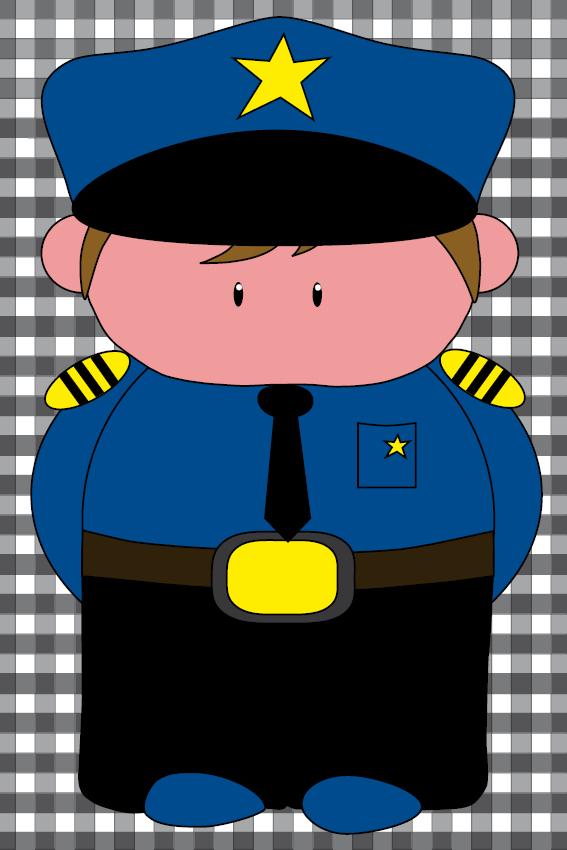 Politieagent Henk zwarte ruit