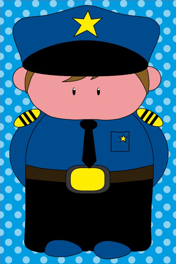 Politieagent Henk blauwe stippen