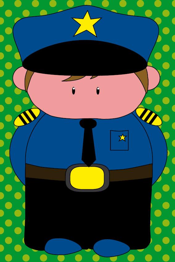 Politieagent Henk groene stippen