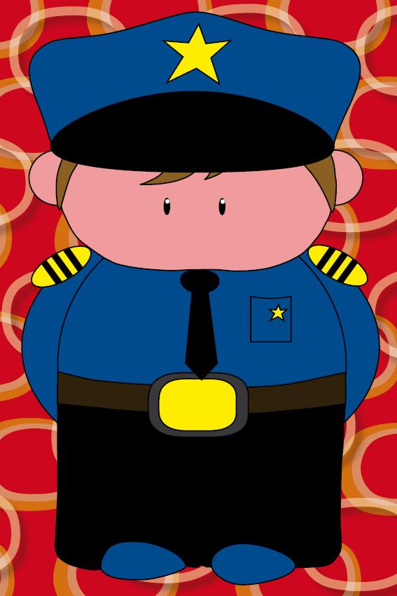 Politieagent Henk rode ringen