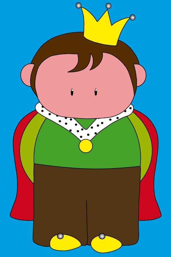 Prins Pieter blauw