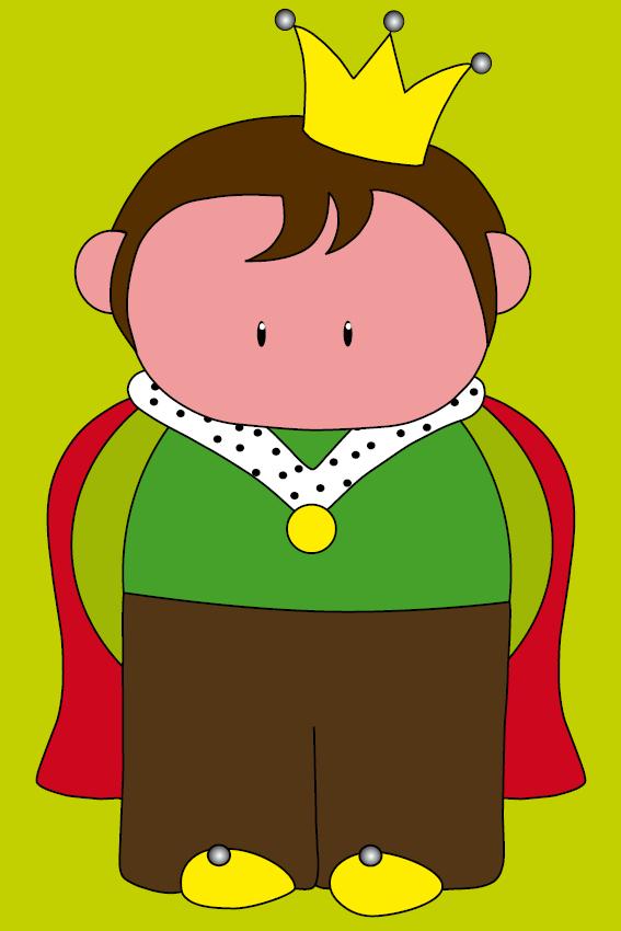 Prins Pieter groen