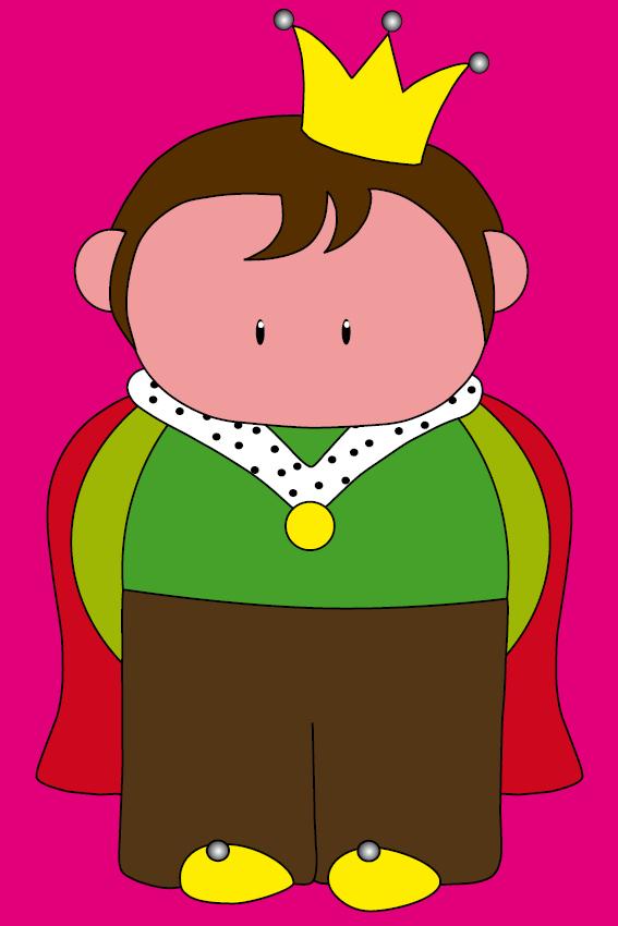 Prins Pieter roze