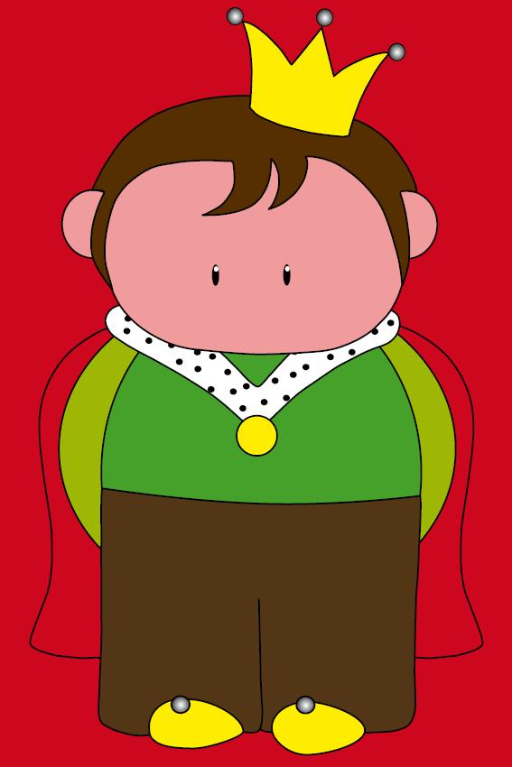 Prins Pieter rood