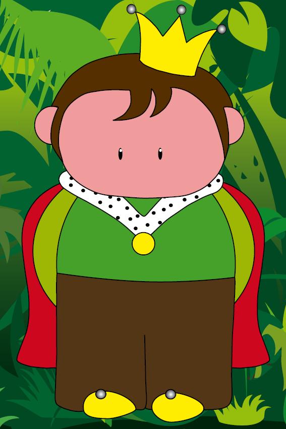 Prins Pieter jungle
