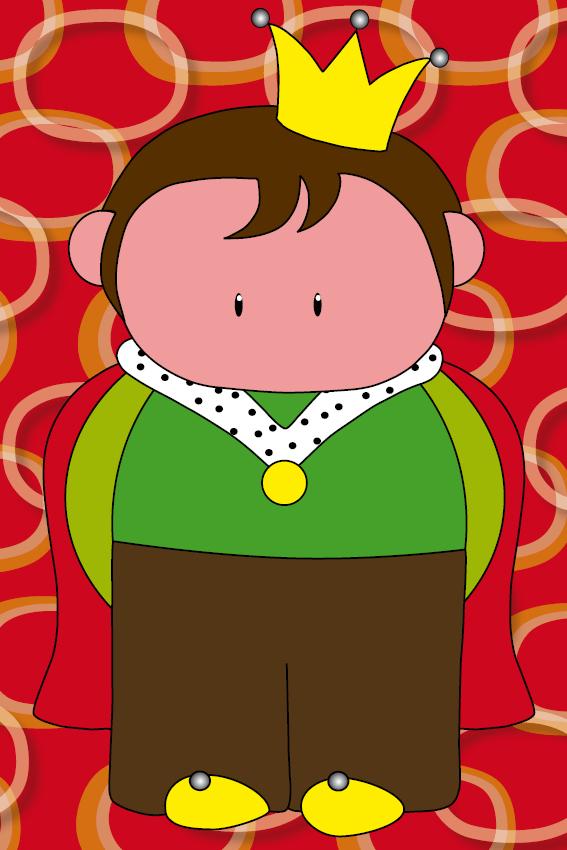 Prins Pieter rode ringen