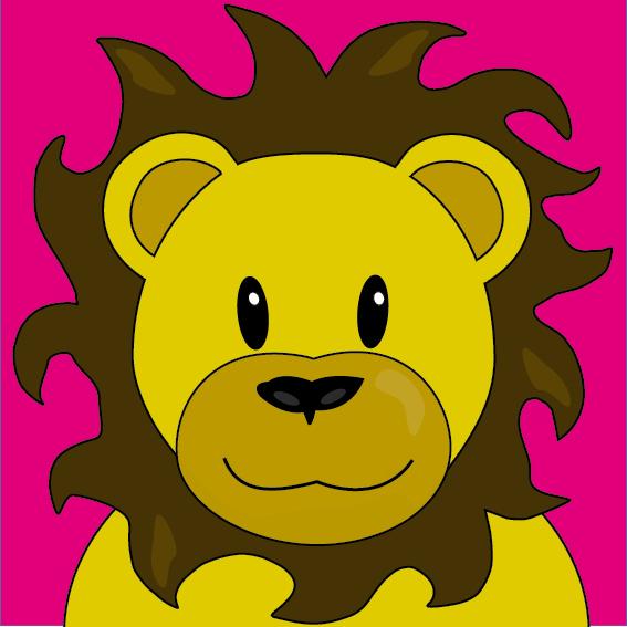 Leeuw Barry roze