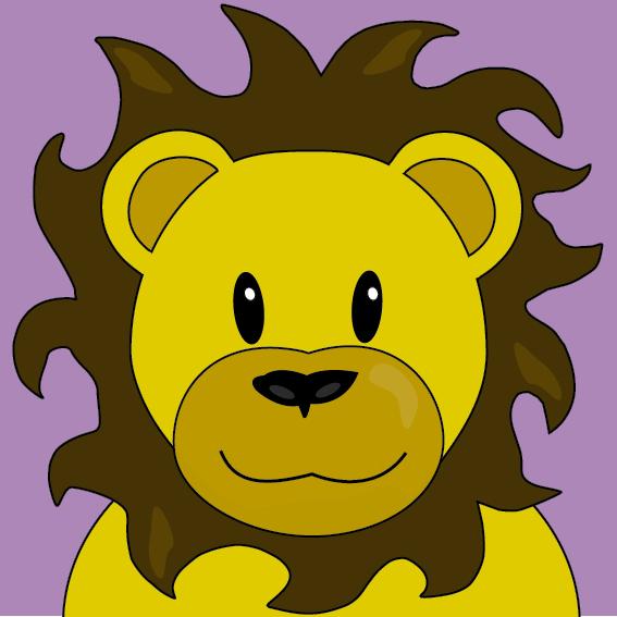 Leeuw Barry paars