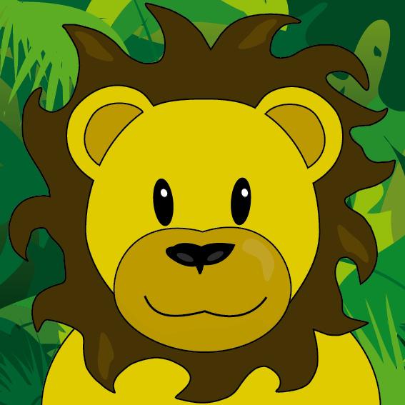 Leeuw Barry jungle