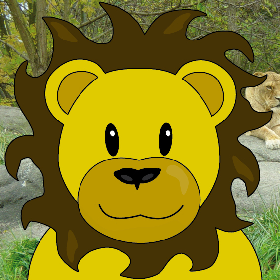 Leeuw Barry foto leeuw