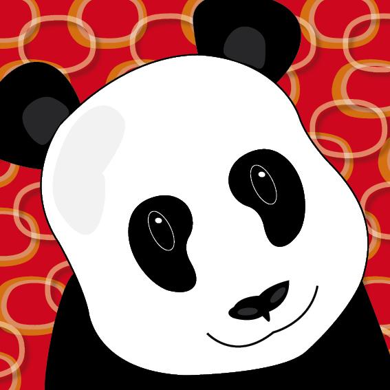 Panda Sam rode ringen