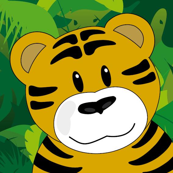 Tijger Thomas jungle