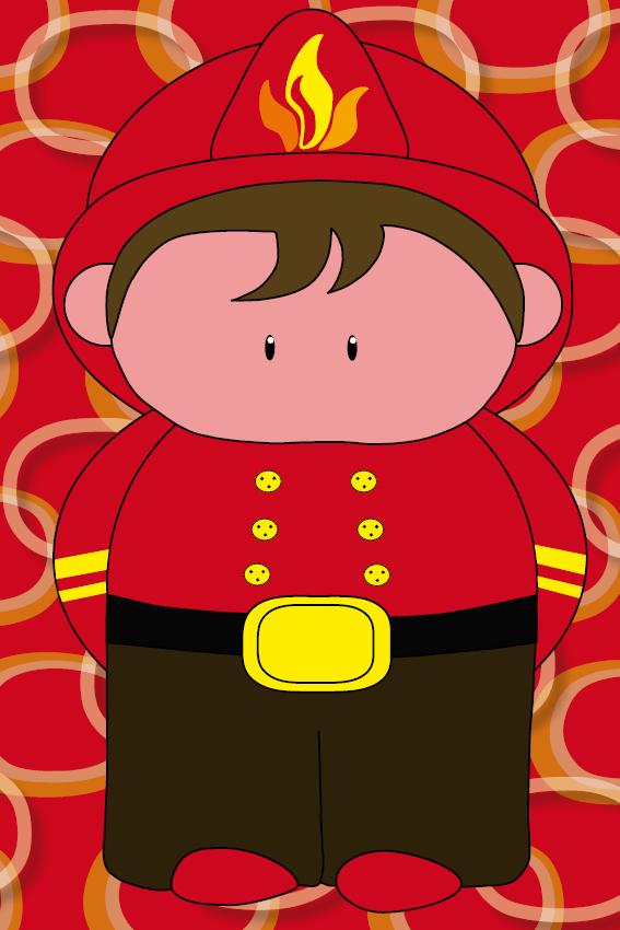 Brandweerman Karel rode ringen