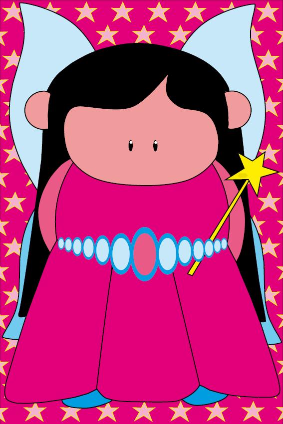 Fee Fay roze sterren