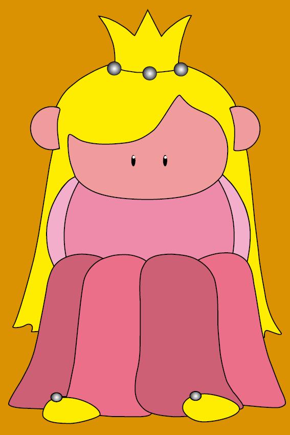 Prinsesje Amalia oranje