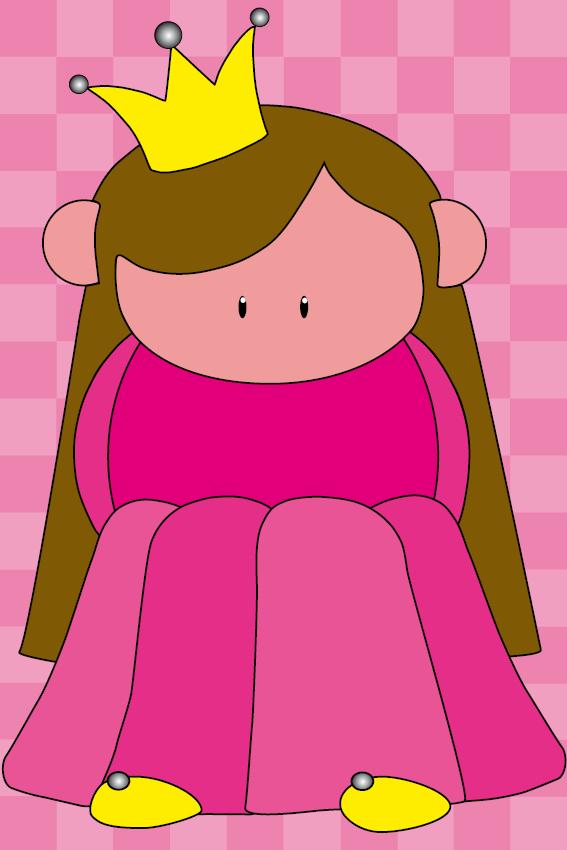 Prinsesje Ariane roze blokken