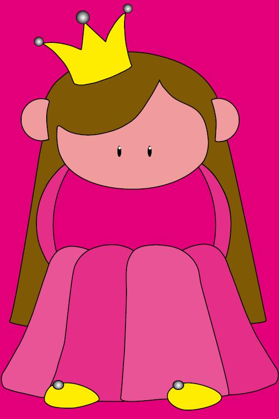 Prinsesje Ariane roze