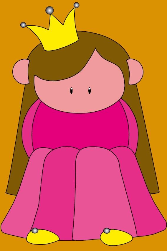 Prinsesje Ariane oranje