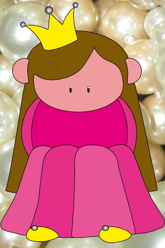 Prinsesje Ariane foto parels