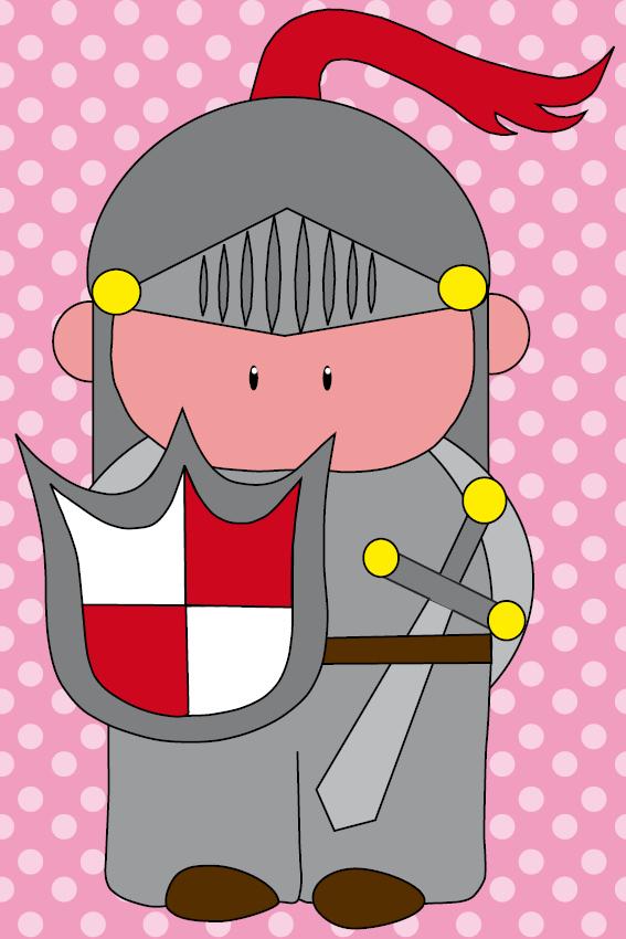 Ridder Koen baby roze stippen