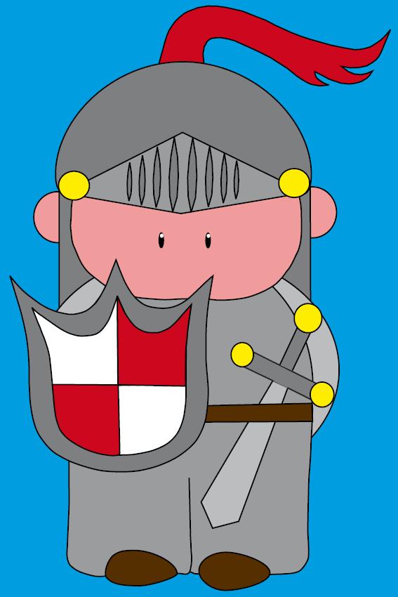 Ridder Koen blauw