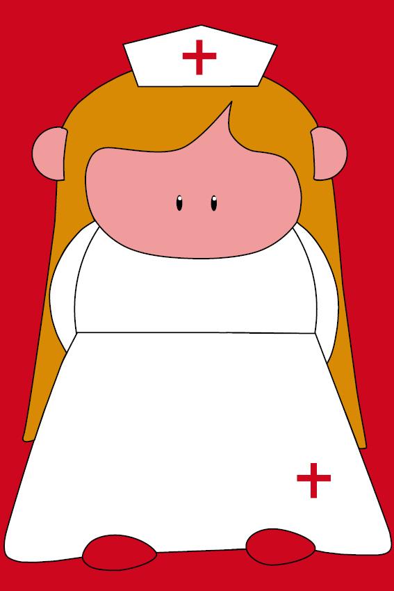Zustertje Bep rood