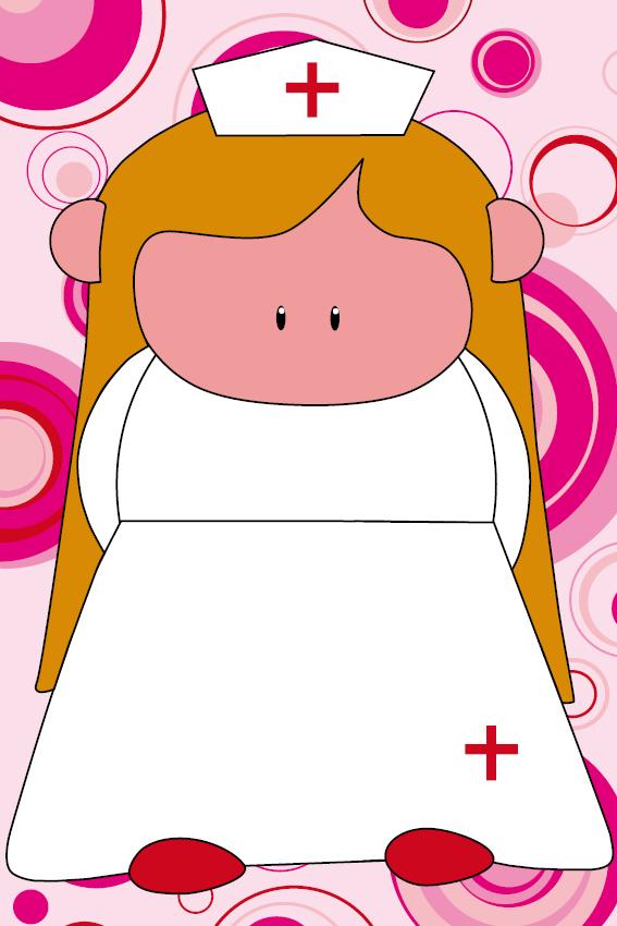 Zustertje Bep roze cirkels